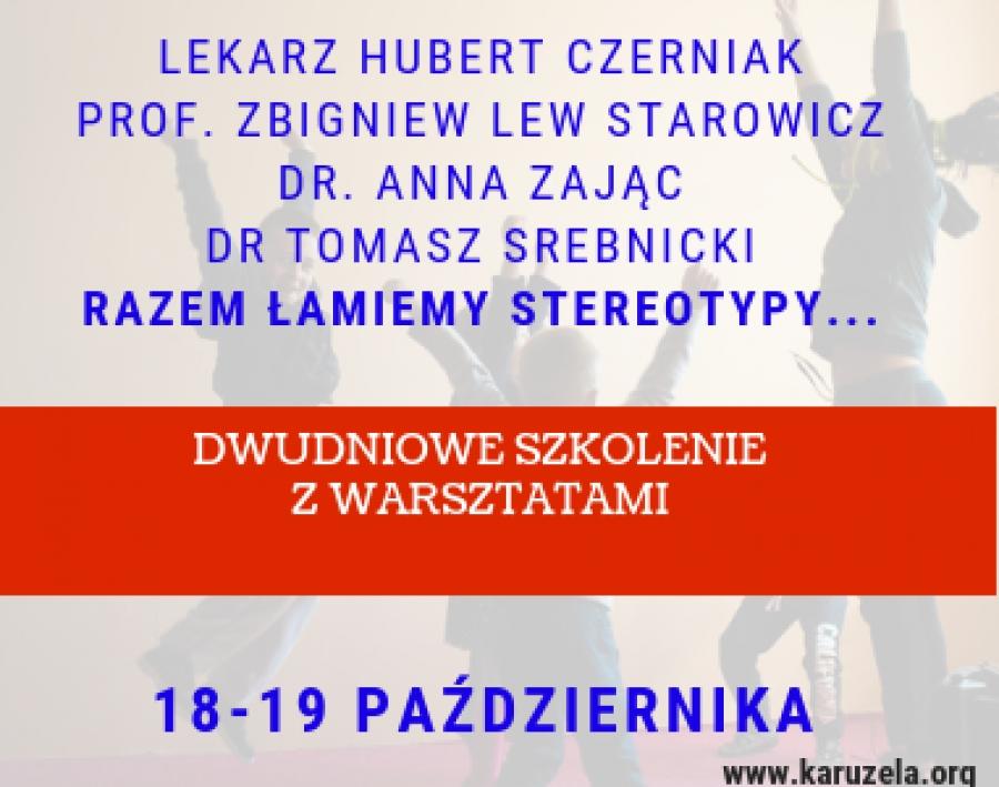 Event Szkoleniowy 2018 - Lodołamacze stereotypów...